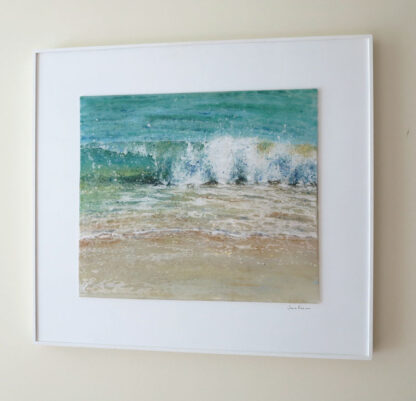Early Spring Wave by Jane Reeves
