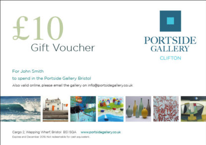 Portside Gallery 10 gift voucher