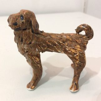 Scruffy Dog by Sophie Howard