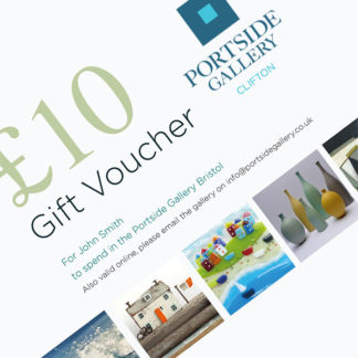 Portside Gallery 10 Voucher