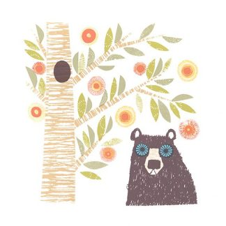 Jane Ormes Bear that can Stare