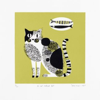A Cat Called Pat by Jane Ormes