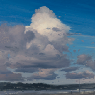 Padstow Clouds by Tom Hughes