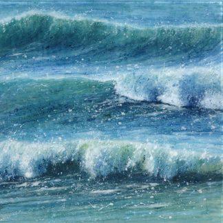 Wild Sea by Jane Reeves