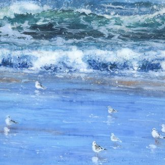 The Gulls by Jane Reeves