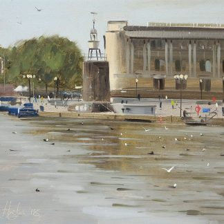 Floating Harbour and Hannover Quay by Tom Hughes