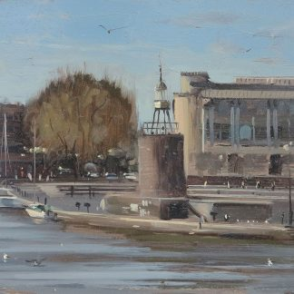 Floating Harbour by Tom Hughes