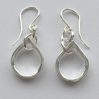 Rock Earrings by Tamara Dixon
