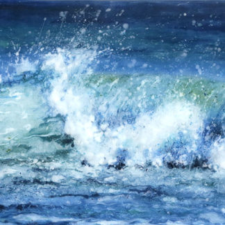 Blue Light by Jane Reeves