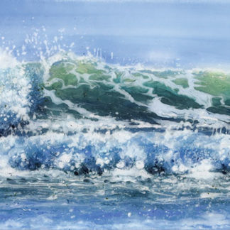 Wild Blue by Jane Reeves