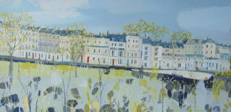 Sion Hill Clifton by Claire Henley