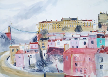 Clifton and its Suspension Bridge by Jane Askey