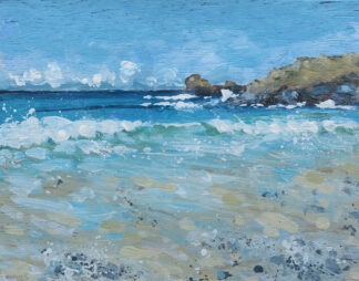 St Agnes by Jane Reeves