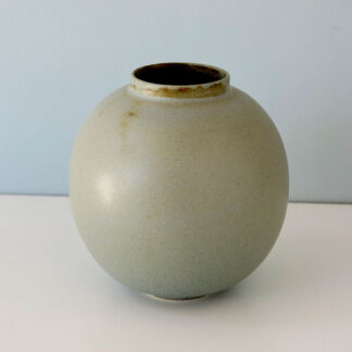 Blue Grey Moon Jar by Robyn Hardyman