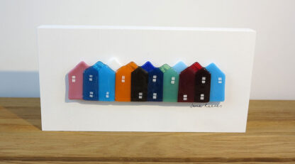 Shadow Houses 3 by Jane Reeves