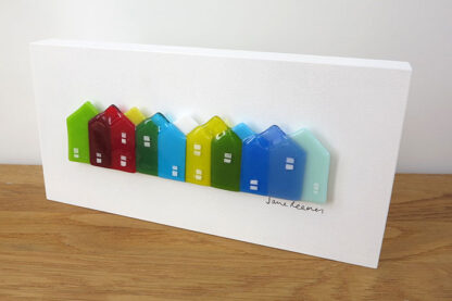 Shadow Houses 2 by Jane Reeves