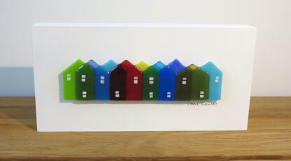 Shadow Houses 4 by Jane Reeves